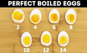 How Long To Boil Eggs?