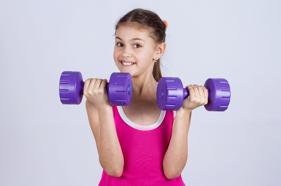 The Ideal Body Weight for a 7-Year-Old Kid